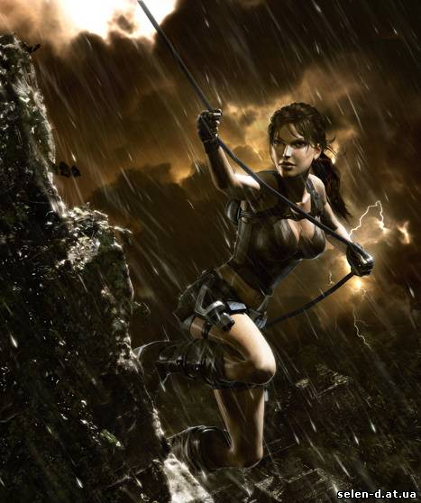 В Tomb Raider: Underworld для Xbox 360 появятся дополнительные главы.